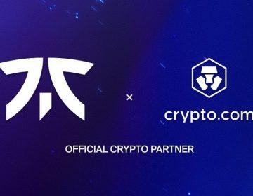 Fnatic y un acuerdo multimillonario con Crypto.com